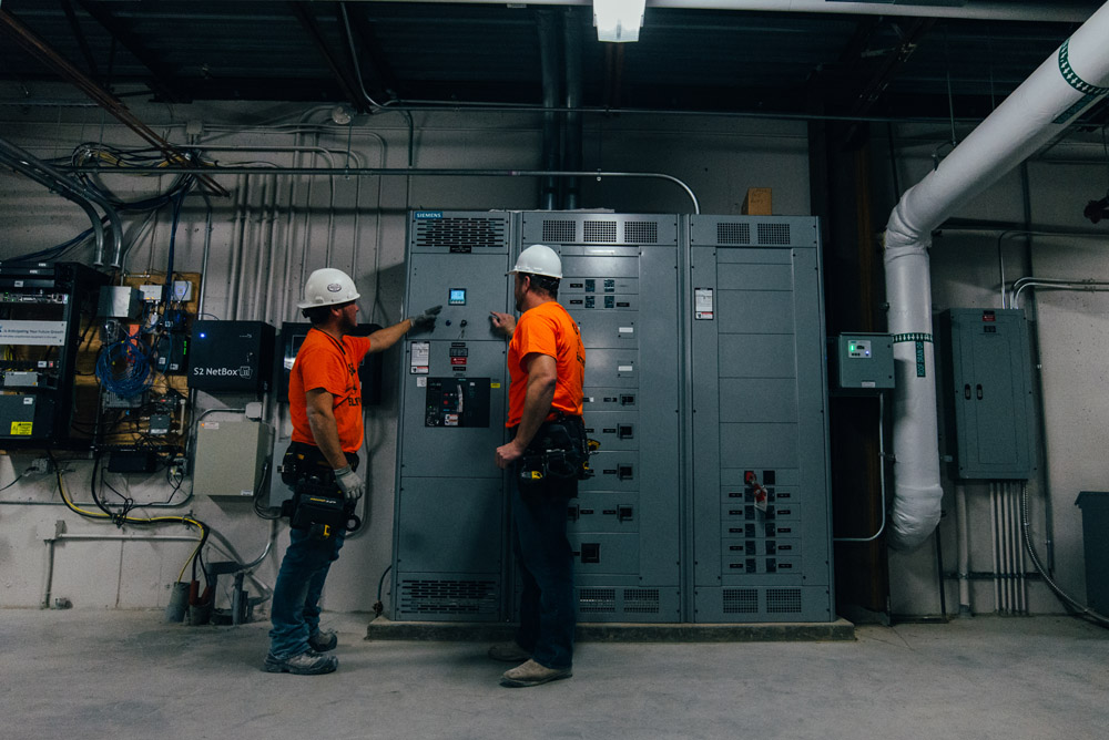 Commercial Electrical Contractors in Omaha, NE - Brase